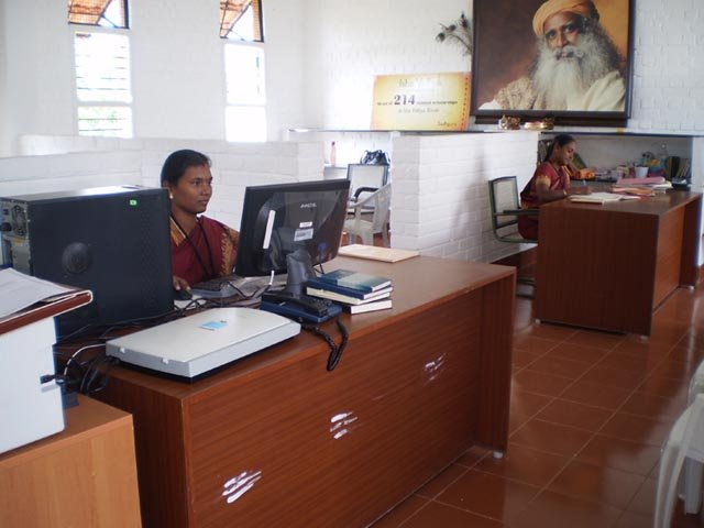 isha vidhya erode  office room copy