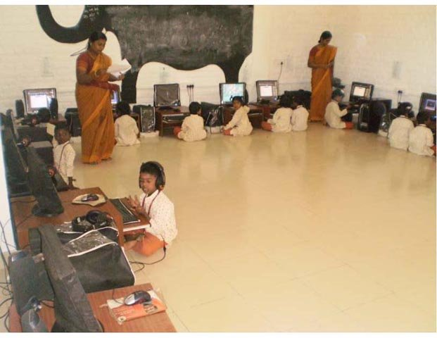 isha vidhya tuticorin class in session 8