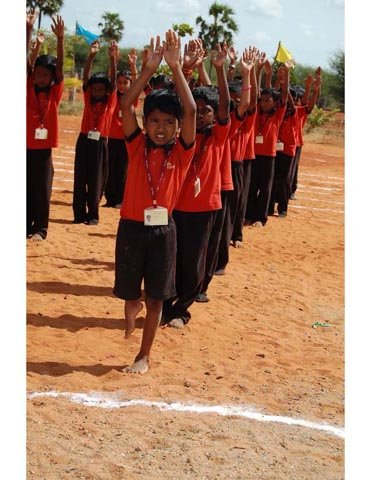 isha vidhya tuticorin sports day 2