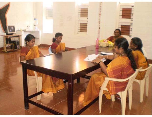 isha vidhya tuticorin teachers